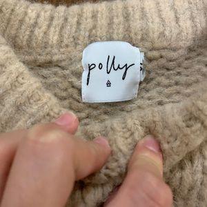 Princess Polly chunky knit sweater